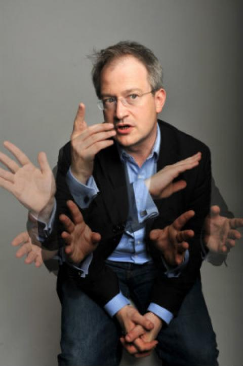Robin Ince and guests in Christmas Science Ghosts