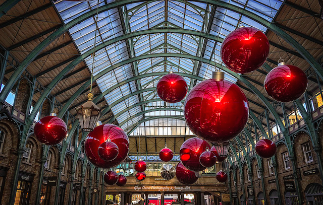 Covent Garden skylight by Glyn Owen
