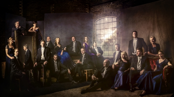 The Sixteen sing at Christ Church Spitalfields