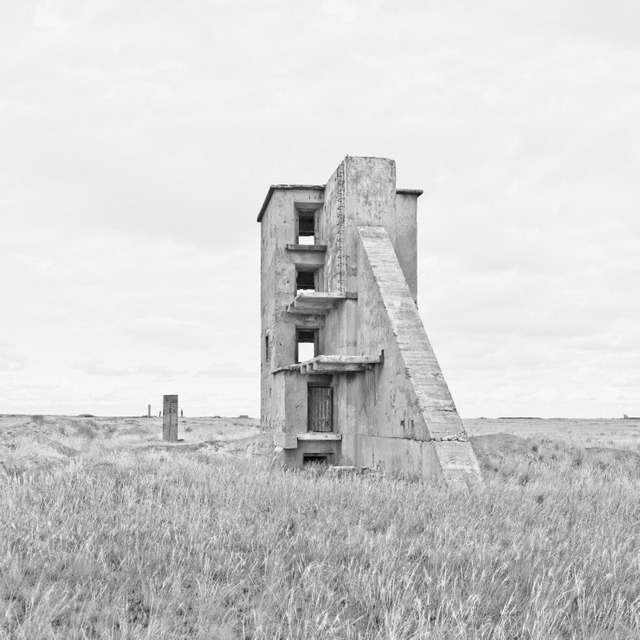 Part of a series of photographs of disused Soviet nuclear test sites in what is now Kazakhstan. © Ursula Schultz-Domburg.