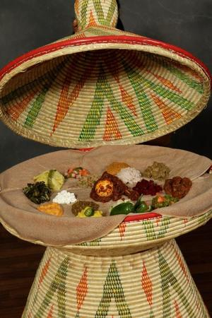 an ethiopian spread - When Is Ethiopian Christmas