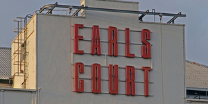 Poignant Send-Off For Earls Court Music Venue