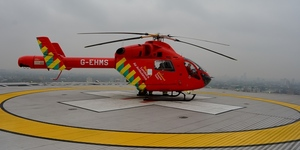 Video: A Day In The Life Of: London's Air Ambulance