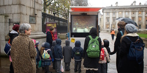 Archive Footage To Tour Boroughs In Cinema-In-A-Van