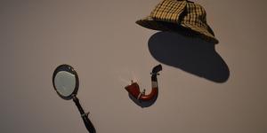 Sleep With Sherlock Holmes On Valentine's Day