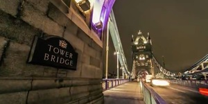 Video: Tower Bridge Time-lapse
