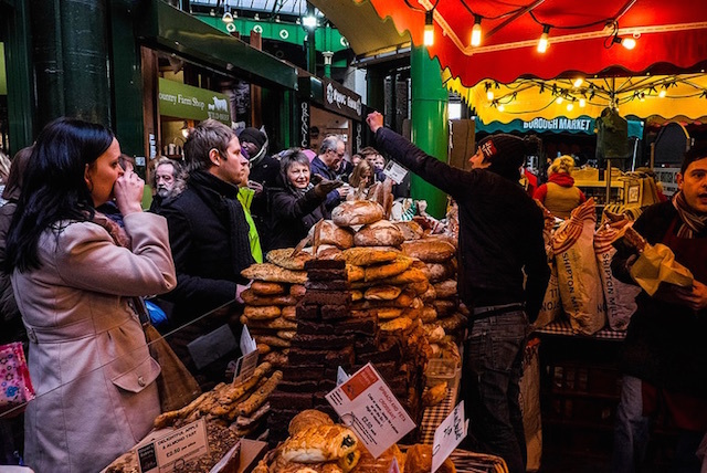 Where To Shop At A Market In London