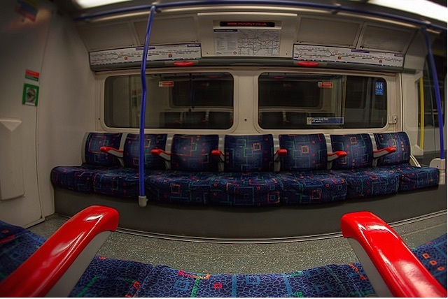 Who Gets The Arm Rest On The Tube?