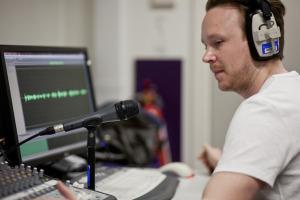 Radio recording