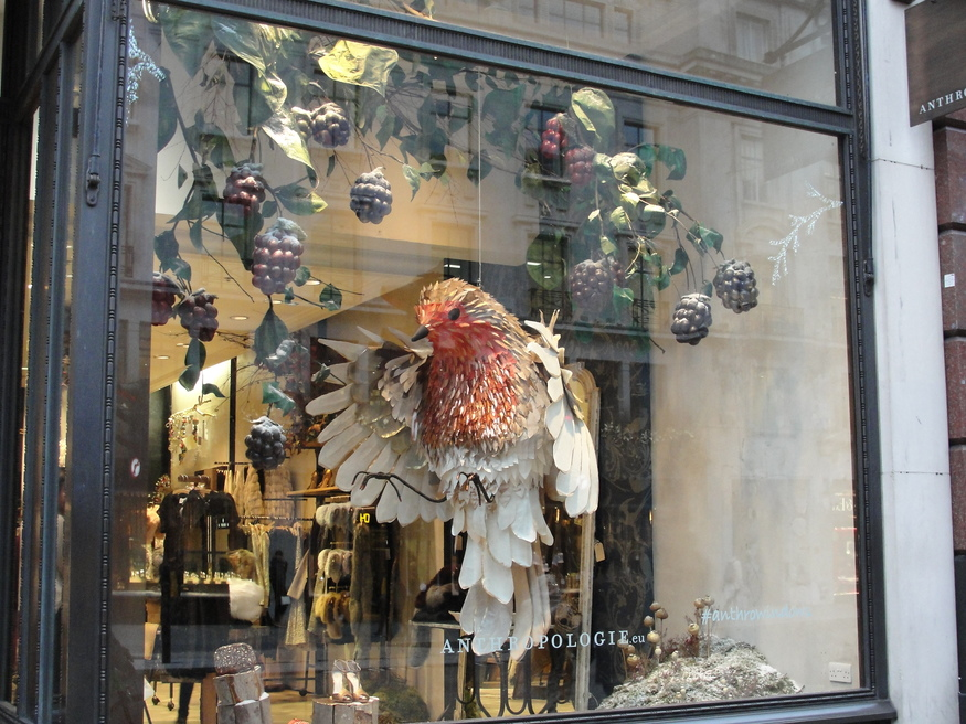 Anthropologie: this robin will kill you.