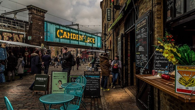 Camden Market To Float On Stock Exchange