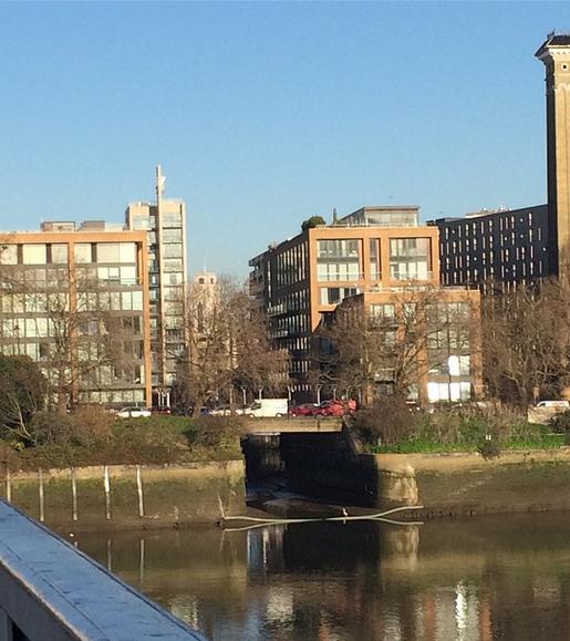 Grosvenor Canal