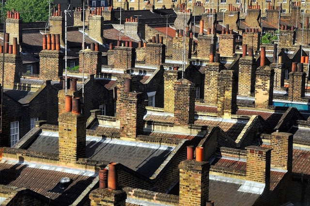 Chimneys of Waterloo. Photo: Andrew Smith