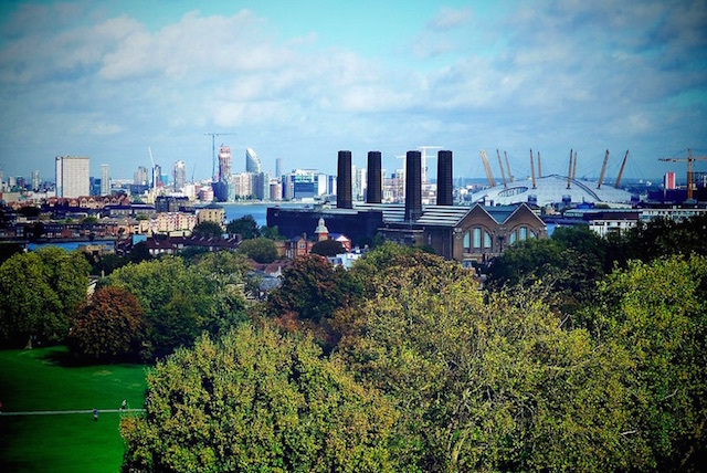 Greenwich Power Station. Photo: Stuart Sunley
