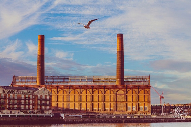Lots Road Power Station. Photo: Umbreen Hafeez/Real London