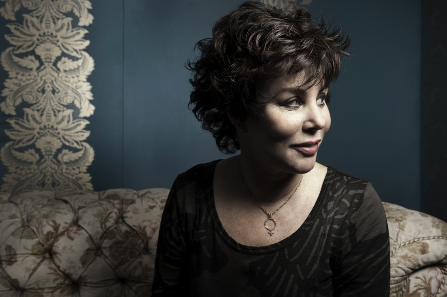 Ruby Wax. Photo credit Idil Sukan.