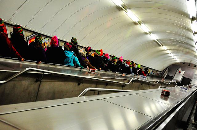 Photo taken at Waterloo station by Kristian Gough