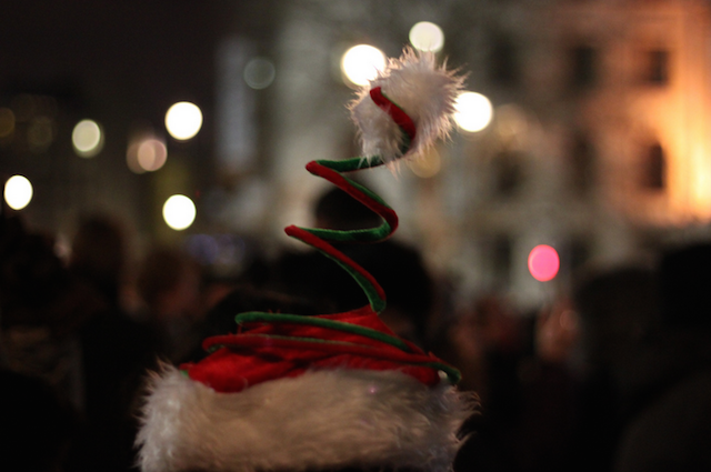 Festive hat by Fabio Lugaro