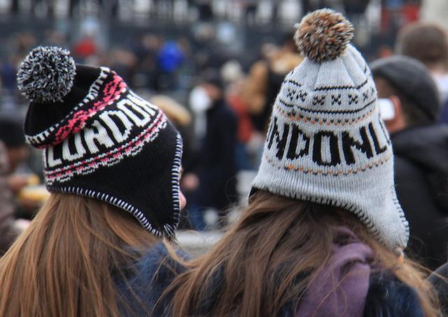 London hats by Kathryn Wilkins