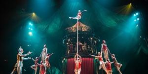 Cirque Du Soleil's Kooza Is A Doozy Of A Show