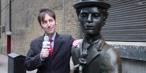 Video: An Interview With Charlie Chaplin's Statue