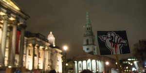 Londoners Declare: Je Suis Charlie