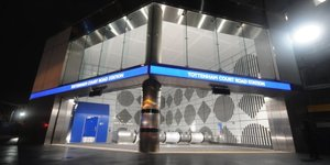 New Tottenham Court Road Station Opens