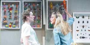 Odd Couple Falls Madly In Love In Hello/Goodbye