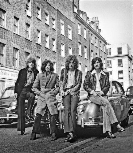 Led Zeppelin's London