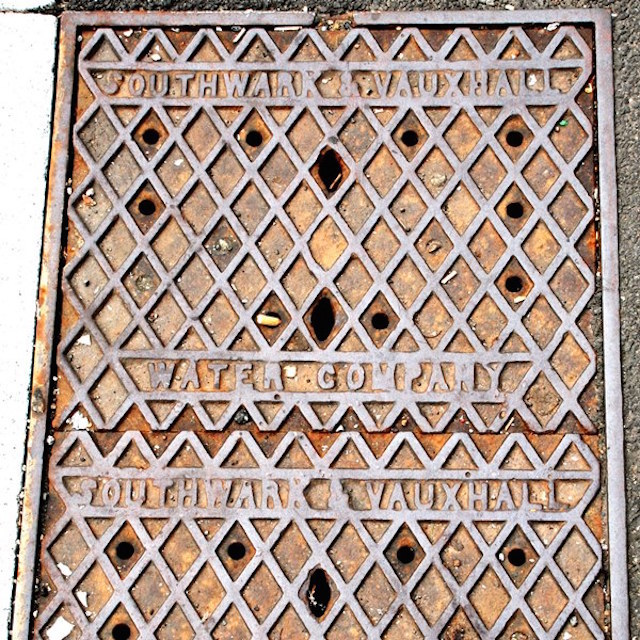 London's manholes are fascinating - here's why