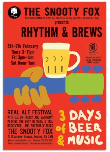Rhythm and Brews Beer Festival