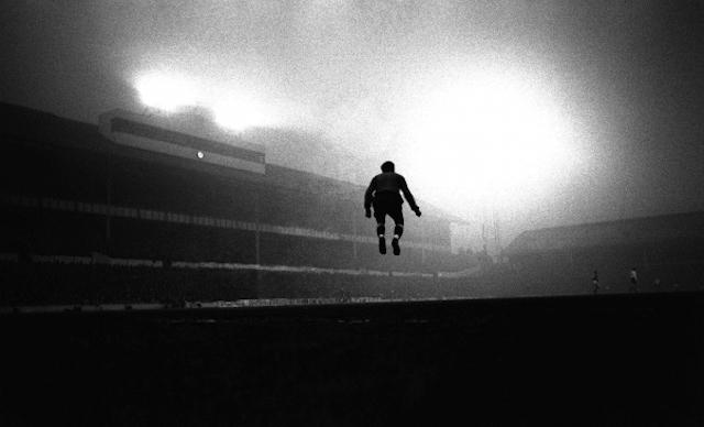 White Hart Lane, 1964. By Gerry Cranham