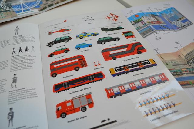 Plenty of transport options.