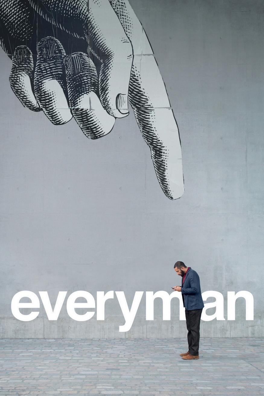 Everyman, starring Chiwetel Ejiofor, adapted by Carol Ann Duffy.