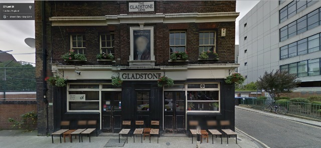 Gladstone Arms, Borough