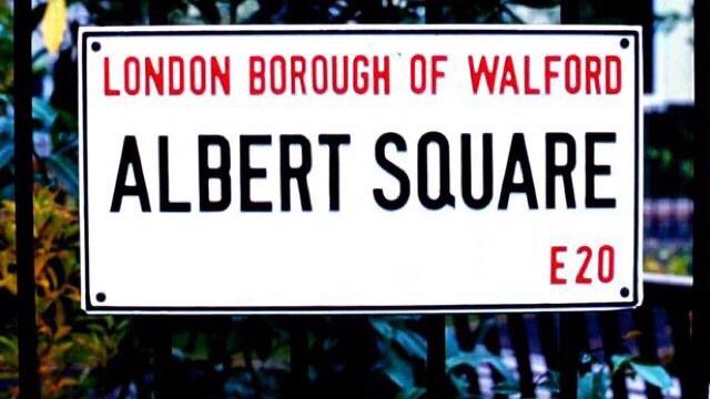 The Story Behind The Set Of EastEnders | Londonist on albert square london, albert square soap, albert square map, albert square celeb,
