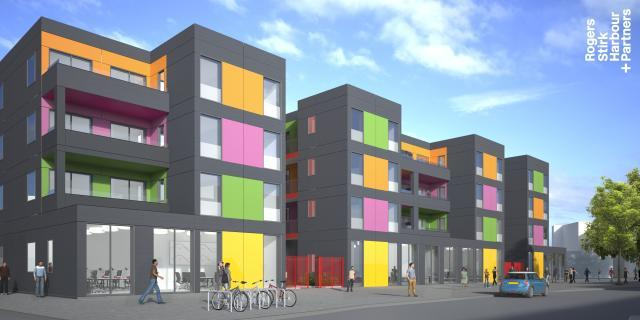 Lewisham Council Builds Pop Up Homes