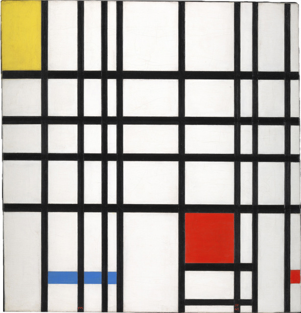 Purchased 1964  © 2007 Mondrian/Holtzman Trust c/o HCR International, USA