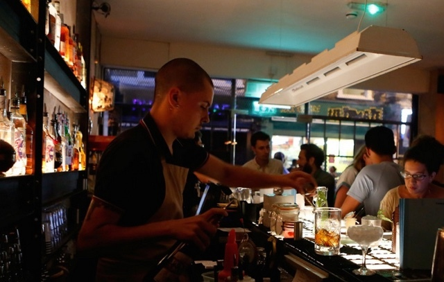 A Crawl Around Brixton's New Cocktail Bars