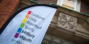 February Is London's LGBT History Month
