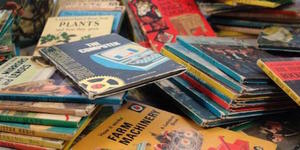 Parents: Free Books For Your Kids This Half Term