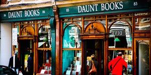 Antonia Fraser And Michael Rosen Join Daunt Books Festival