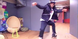 Grime Goes Roller Disco