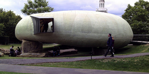 Look Where Last Year's Serpentine Pavilion Ended Up