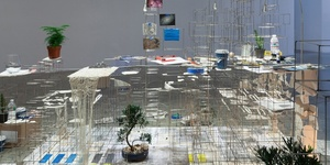 Fragile Sculptures By Sarah Sze