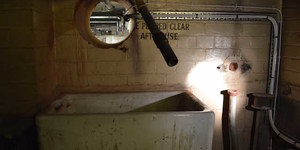 The Secret Bunker Below London's Secret Bunker