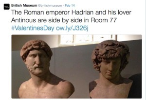 British museum tweet