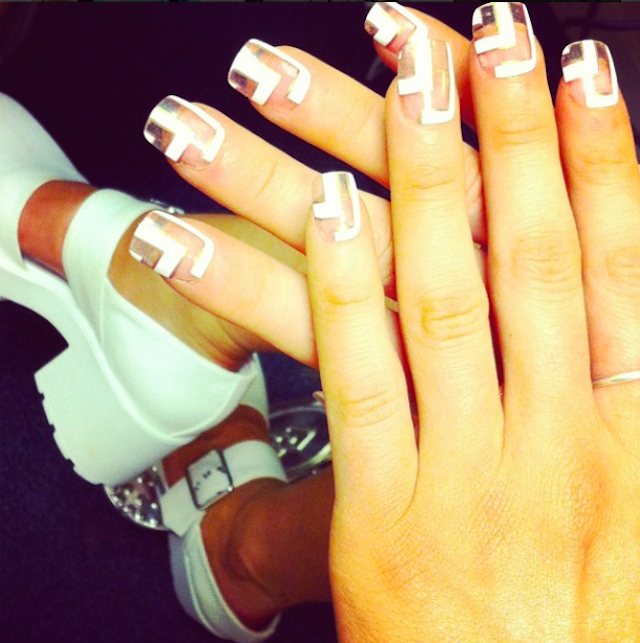 Get your nails designed by Imarni Nails