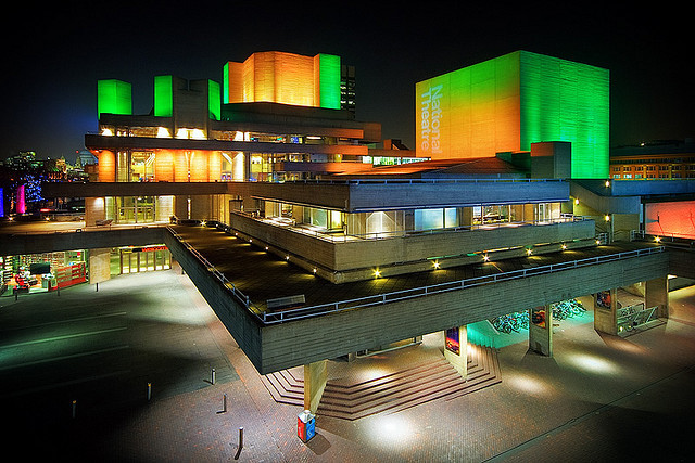 National Theatre by Guy Boden on Londonist Flickr pool