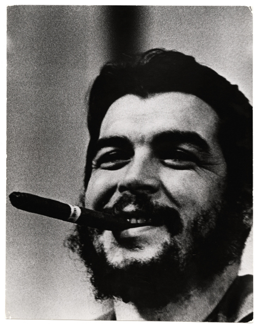 Even today, Marxist Che Guevara's legacy lives on and it is both revered and reviled by opposing camps. Osvaldo Salas, 1962.
